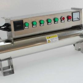 供应大连市大功率紫外线杀菌器过流式紫外线消毒器