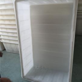 滚塑塑料方形水箱500L方形桶周转箱500L周转箱厂家直销