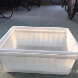 水槽周转箱500L塑料方箱方槽