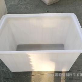 武汉供应200L塑料水箱 养鱼塑料箱 水产方箱批发