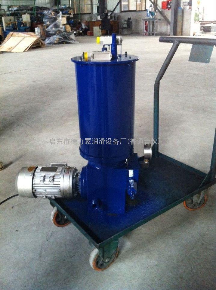 KEP电动润滑泵 KEP电动润滑泵(启东德力蒙)