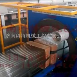 自动灯管玻璃管缠绕包装机
