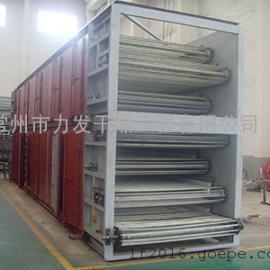 优质厂家供应青翘连续烘干机、烘干设备