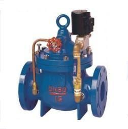 600X电控水力调置阀