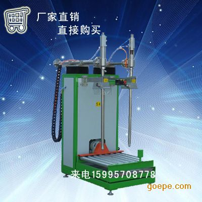 双头液体大桶定量灌装机