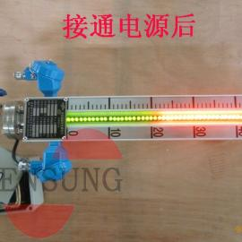 磁敏�p色液位�,磁敏�子�p色液位�,LED液位�