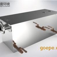 黑龙江厨房油水分离设备供应--无动力油水分离器