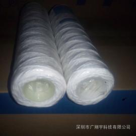线绕滤芯20寸棉芯缠绕滤芯蜂房式电镀过滤棉芯厂家货源