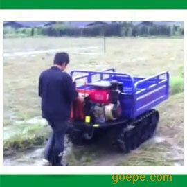 履带式翻斗车 履带优质运输车