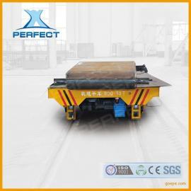 高精度定位电动平车 定位精度3m电动轨道平车 厂家热销