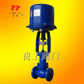 ZAZPE电子式蒸汽高温单座调节阀