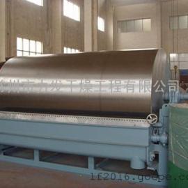 节能耐用啤酒酵母专用滚筒连续干燥机干燥设备
