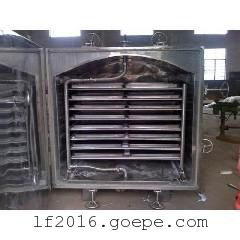 防爆真空干燥箱 导热油加热真空烘干箱