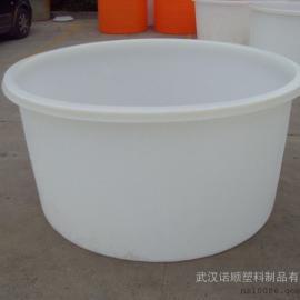 武汉厂家专业生产1000升塑料桶皮蛋腌制桶包装桶酿酒发酵桶
