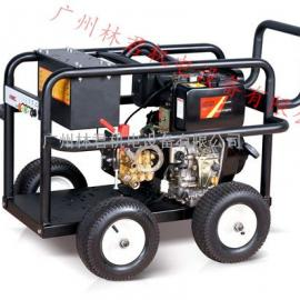 柴油启动污水管道高压清洗机