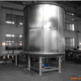 纳米级碳酸钙盘式干燥机工作原理