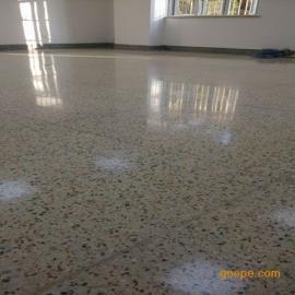 滁州市专业水磨石地面施工公司