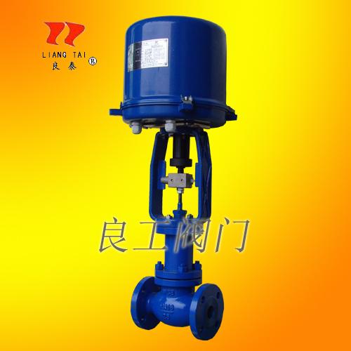 自动控制ZAZPE电动单座调节阀 防爆电动调节阀