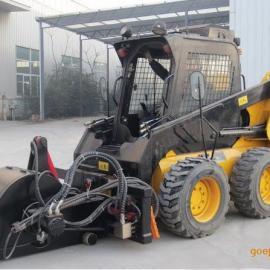 滑移装载机属具铣刨器
