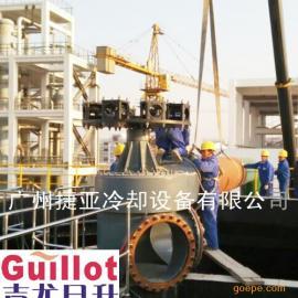 水轮机新型节能玻璃钢冷却塔节能降耗5000T配套全新冷却塔