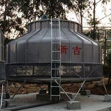 圆形工业高温冷却塔