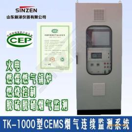 TK-1000型CEMS烟气连续监测系统 烟气在线监测系统