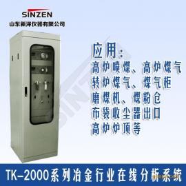 TK-2000型高炉喷煤气体在线分析系统售后保障