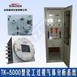 乙炔中氧气分析系统 化工氧分析仪