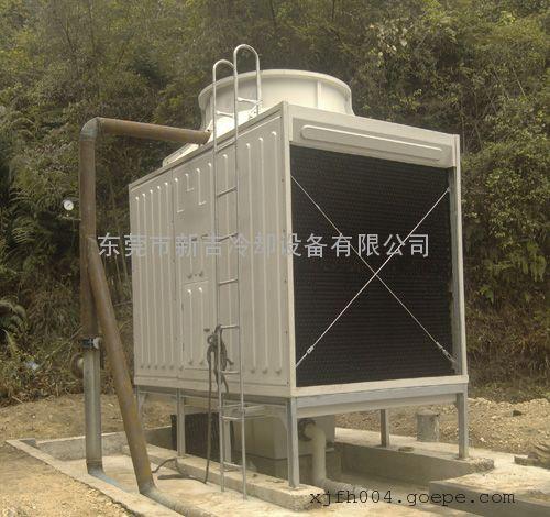 水动风机型环保冷却塔