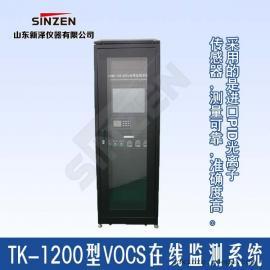 TK-1200型VOCS在线监测系统 非甲烷总烃在线监测仪