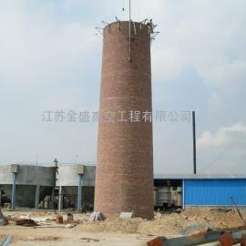 烟囱拆除修复施工公司