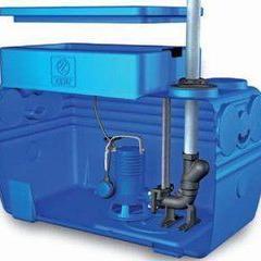 海淀销售安装污水提升设备|大型饭店食堂油水分离器销售安装