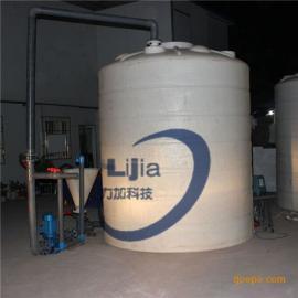 聚羧酸复配罐 减水剂复配罐 20吨复配设备厂家供应