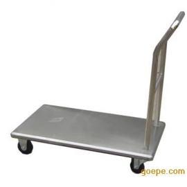 佛冈平板手推车 不锈钢平板手推车