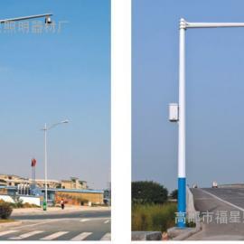 山东省小区监控杆 摄像机监控杆厂家直供