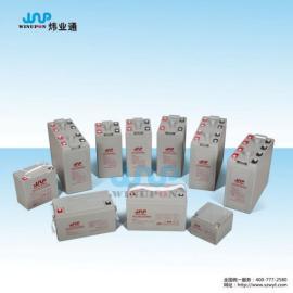 南京炜业通广告垃圾箱蓄电池