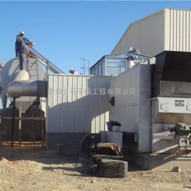 1.5吨/h木片、木屑回转干燥窑