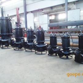 12寸抽沙泵 大功率排砂泵 ��水吸沙泵 耐磨泥砂泵
