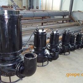 潜水耐磨渣浆泵;泥浆泵;泥沙泵