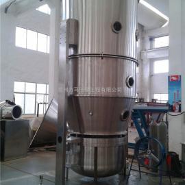 中药配方颗粒立式一步沸腾制粒机FL-150