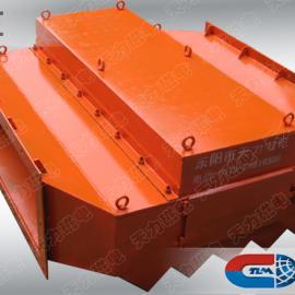 RCYA系列管道式永磁除铁器
