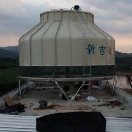 逆流式冷却塔