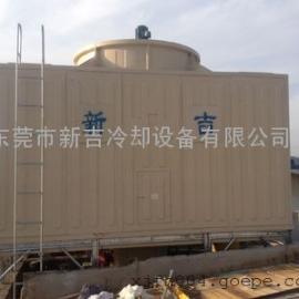 超低噪音冷却塔