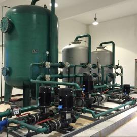 油田回注水净化设备