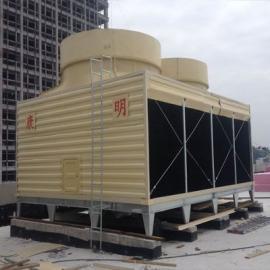 超低噪音方形冷却塔