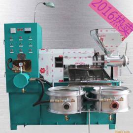 新型多功能螺旋榨油机/商用榨油机花生菜籽出油率