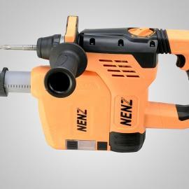 国产能者交流SDS多功能电锤带吸尘器环保电锤 nz30-1