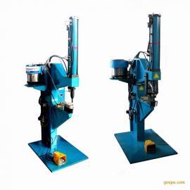 赛思特螺栓螺母压装机 气动压铆机 无铆钉冲压机