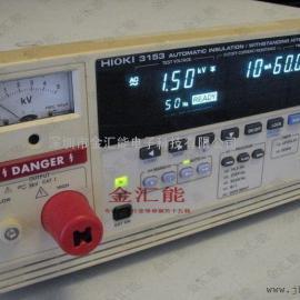 HIOKI日置耐压测试仪维修 日置耐压测试仪无显示维修