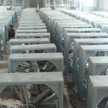 旋鼎牌WD厂房排热设备玻璃钢负压风机冷风机-解决方案